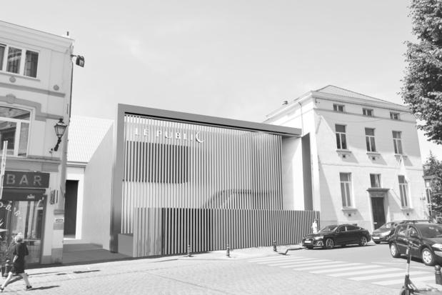 Le théâtre Le Public occupera en 2023 le bâtiment de la justice de paix à Uccle