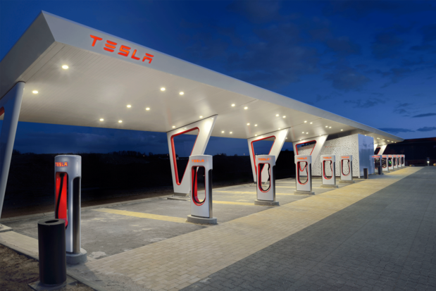 Déjà plus de 6000 Superchargeurs Tesla en Europe