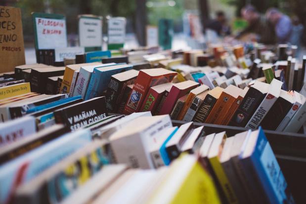 Op boekenjacht: acht boekenmarkten met een ruim tweedehandsaanbod