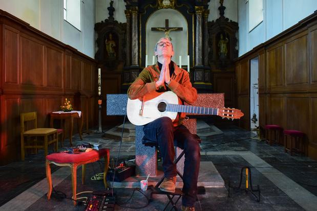 Quentin Dujardin ne devra pas payer les 4000 euros d'amende pour son concert à Crupet