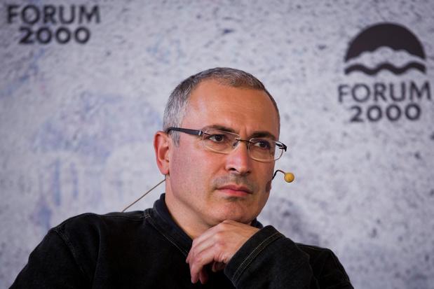 Oppositiegroep Open Rusland vreest vervolging en heft zichzelf op