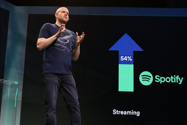 Spotify-baas gaat miljard euro in Europese start-ups pompen