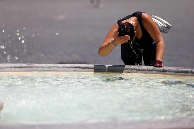 Canicule: trois morts recensés en France dus aux pics de chaleur