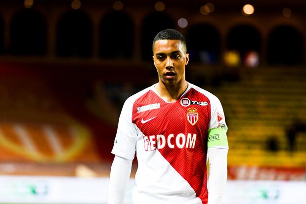 À Monaco, Jardim n'adressait pas la parole à Tielemans