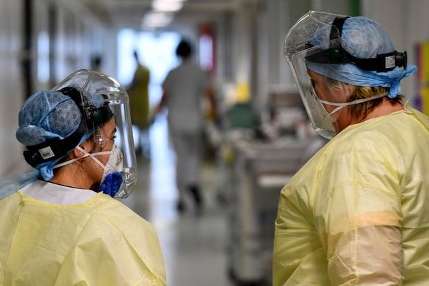 Plus de 8% des professionnels de la santé ont développé des anticorps contre le coronavirus