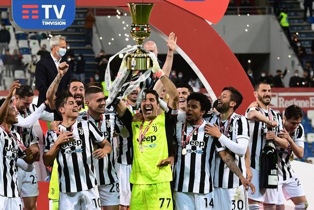 La Juventus remporte sa 14e Coupe d'Italie