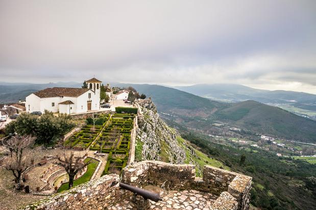 De witte dorpen van Andalusië