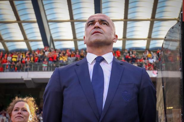 Roberto Martínez: 'Ik kijk nu al naar spelers die in 2001 en 2002 geboren zijn'