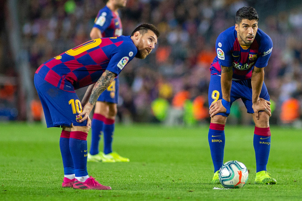 'Messi zag dat Barcelona geen ploeg van hoog niveau meer kon bouwen'