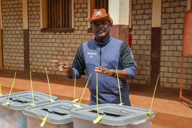 Le président burundais Pierre Nkurunziza est décédé