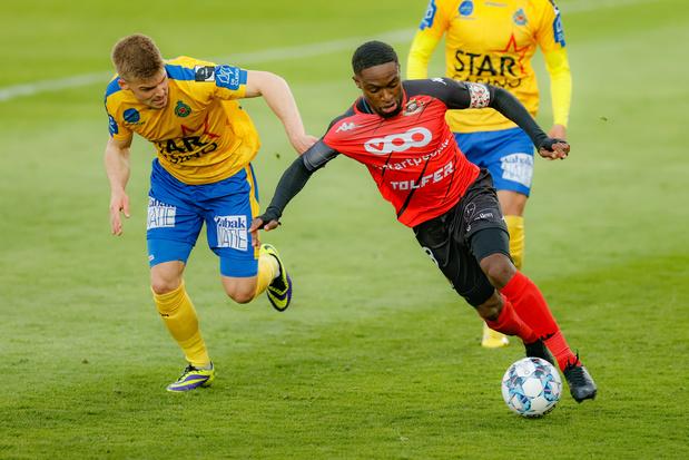 Waasland-Beveren laat zege in slot ontglippen tegen Seraing: 1-1