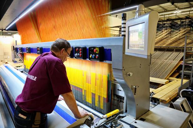 Le spécialiste de machines à tisser Vandewiele reprend une entreprise italienne