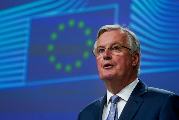 """Brexit : feu vert des Vingt-sept pour une négociation qui s'annonce """"très compliquée"""""""