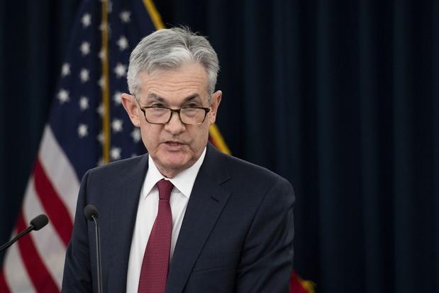 Fed: Powell laisse la porte ouverte à une baisse des taux vu les incertitudes économiques