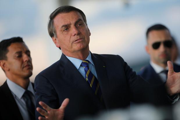 Facebook supprime les profils de partisans radicaux de Bolsonaro à travers le monde