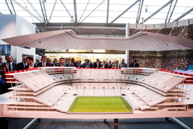 Ghelamco vangt ook bot bij Raad van State voor vergunning Eurostadion, maar geeft hoop niet op