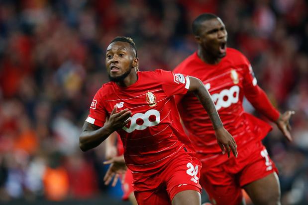 Le Standard veut empêcher Bruges de prendre le large; Anderlecht se déplace à Eupen