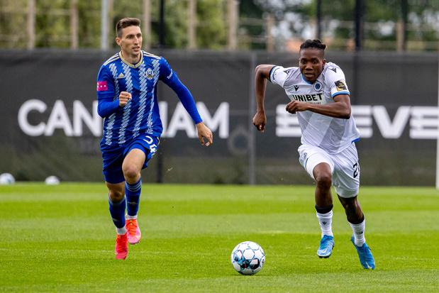 Club Brugge stalt David Okereke bij Venezia in de Serie A
