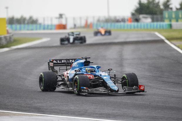 Fernando Alonso prolonge l'aventure en F1 chez Alpine