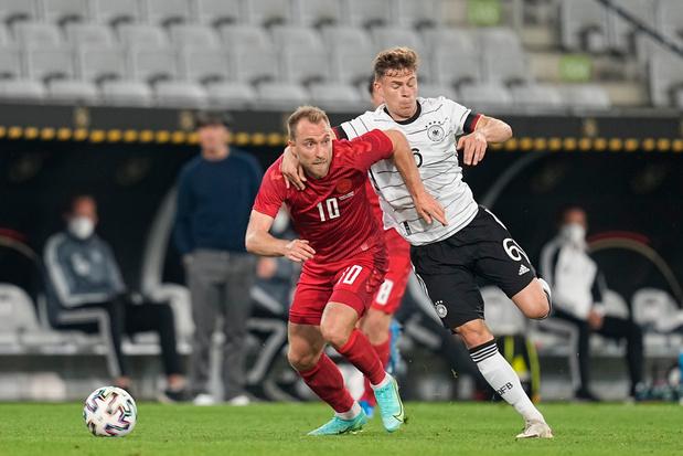 Christian Eriksen: 'Dit is de beste nationale ploeg waarin ik speelde'