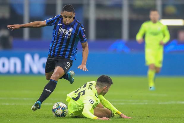 Luis Muriel troeft Lewandowski en Ronaldo af