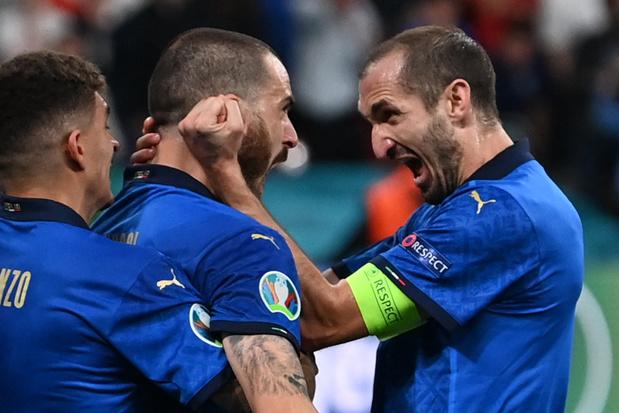 Italië verovert Europese titel na strafschop-thriller tegen Engeland