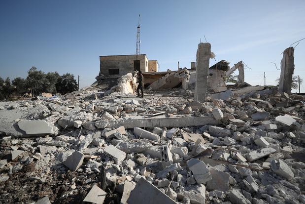 Plus de 380.000 morts en près de neuf ans de guerre en Syrie