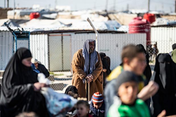 Chaos dans le camp Al-Hol: les femmes belges introuvables