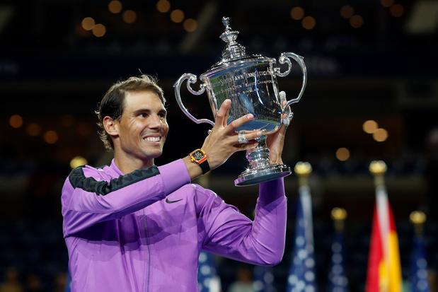 """Nadal sur les talons de Federer : """"Un jour inoubliable"""", confie le tennisman"""