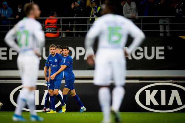 """Le coach de Wolfsburg: """"Nous avons été un peu nonchalants"""""""
