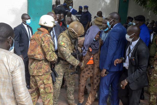 Verdachte van mesaanval op Malinese president 'helaas overleden'