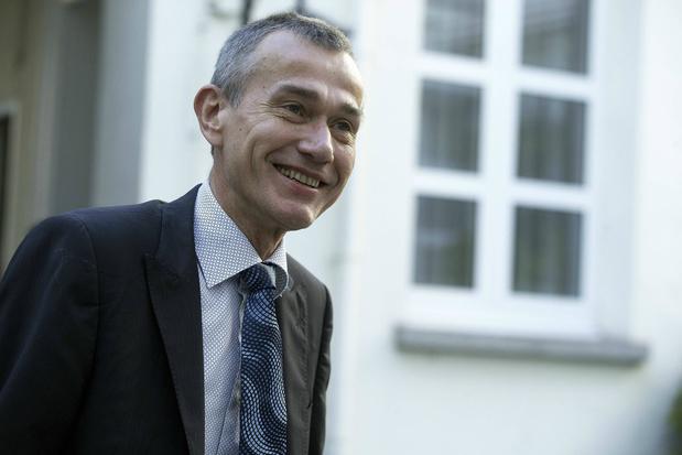 Frank Vandenbroucke: 'de bom' in de federale regering