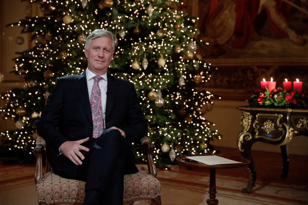 """Koning Filip brengt hoop: """"Dag komt dat we opnieuw ongedwongen met elkaar omgaan"""""""