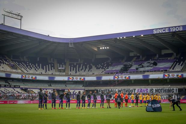 'Maak de sportieve organisatoren verantwoordelijk voor supporters in het stadion'
