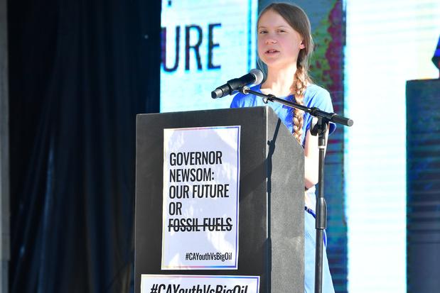 Le réchauffement aggrave les incendies, alerte Greta Thunberg en passant par Los Angeles