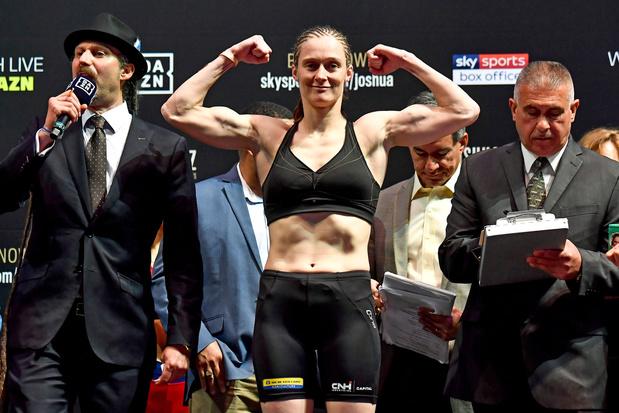 """Delfine Persoon, sportive belge la plus influente: """"On a éliminé les tabous autour de la boxe"""""""