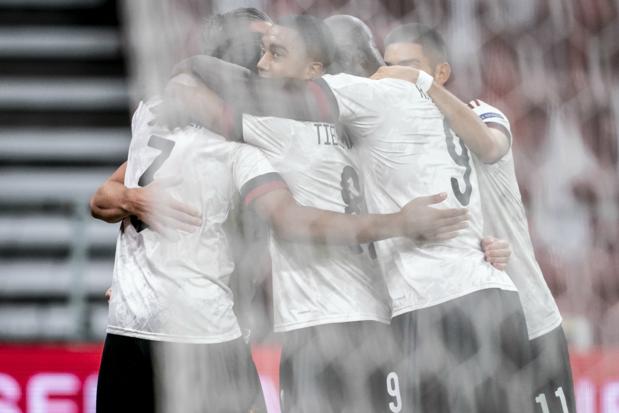 Rode Duivels starten Nations League met 0-2 zege in Denemarken