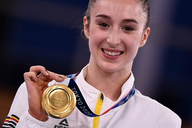 JO: les Etats-Unis en tête du tableau des médailles, la Belgique 29e