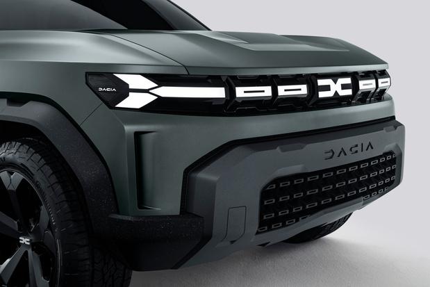 Dacia Bigster wordt grote broer van Duster