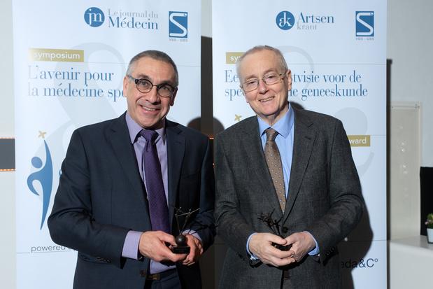 Le Prix du Spécialiste en vidéo