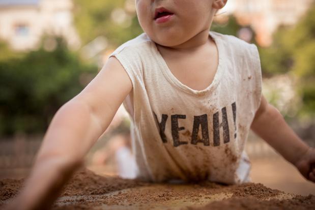 'Een groene speelplaats maakt kinderen slimmer en gelukkiger'