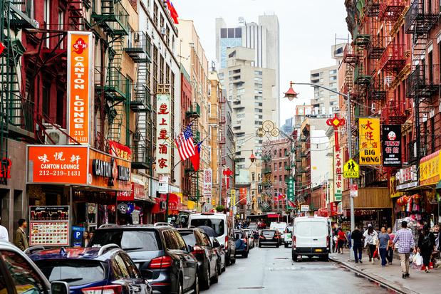 Covid-19 doet Chinatowns over de hele wereld leeglopen