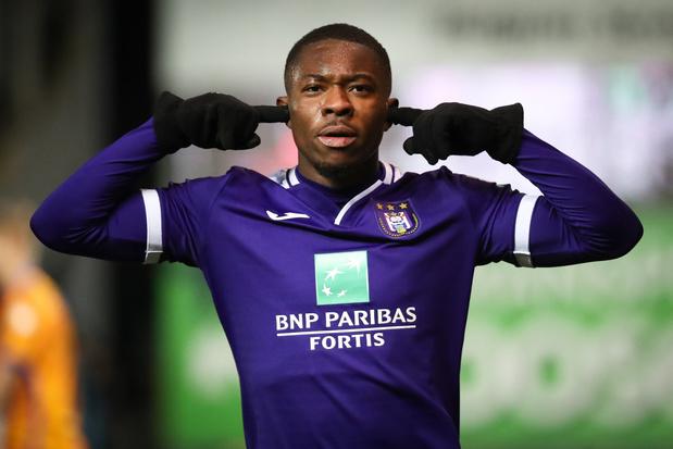 Het mysterie Francis Amuzu (Anderlecht) ontrafeld: 'Jullie hebben de echte Amuzu nog niet gezien'