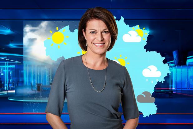 Weervrouw Jill Peeters stopt bij VTM