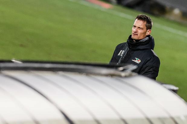 Alexander Blessin est le Coach du mois de Février