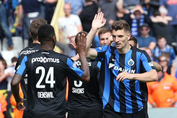 Quiz du jour: les plus gros transferts du Club Bruges