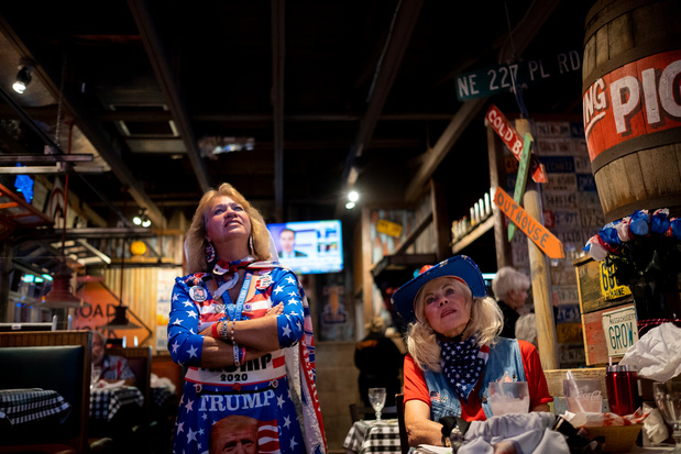 Elections USA: la Trumpania n'est pas morte en Floride (reportage)
