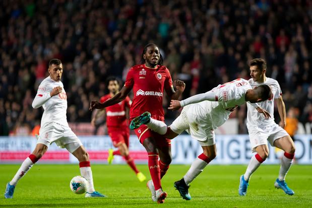 Anderlecht-Bruges et Standard-Antwerp: deux chocs pour les 1/4 de la Coupe