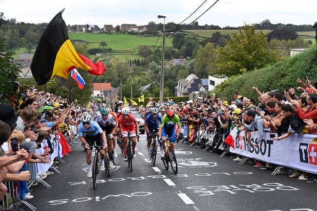 WK Wielrennen lokt tot 1,3 miljoen kijkers, bijna 90 procent van tv-kijkend Vlaanderen