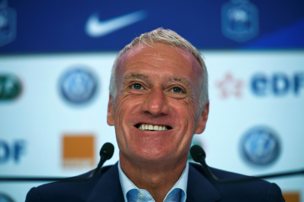 Equipe de France: Deschamps dévoile une surprise